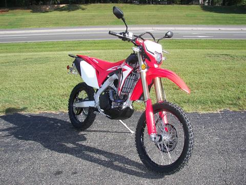 2019 Honda CRF450L in Shelby, North Carolina