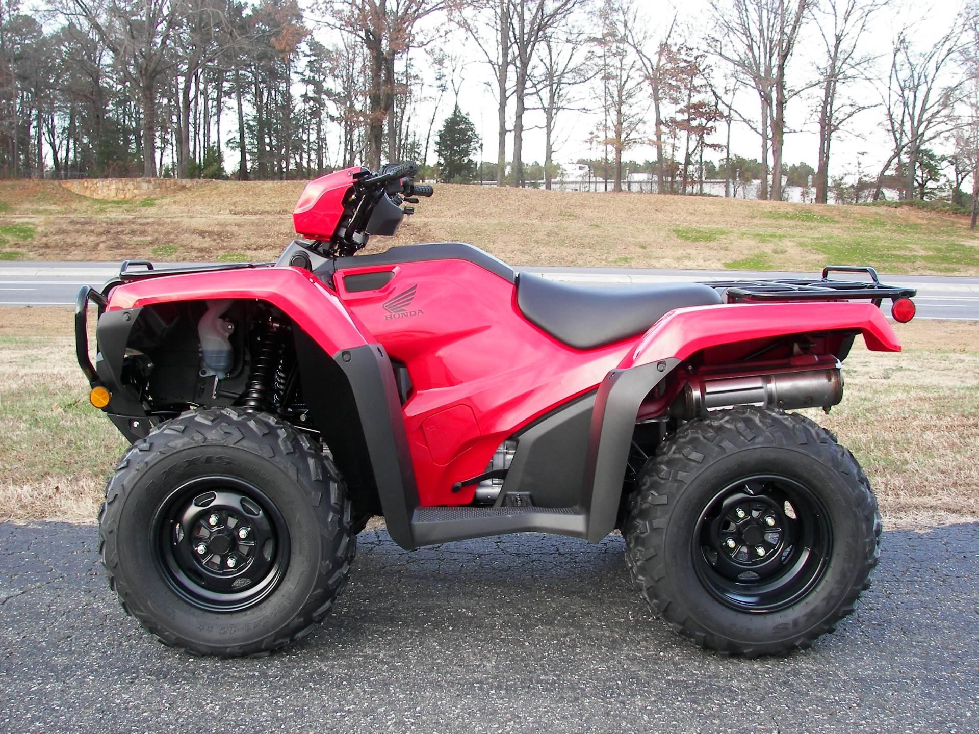 2019 Honda FourTrax Foreman 4x4 in Shelby, North Carolina