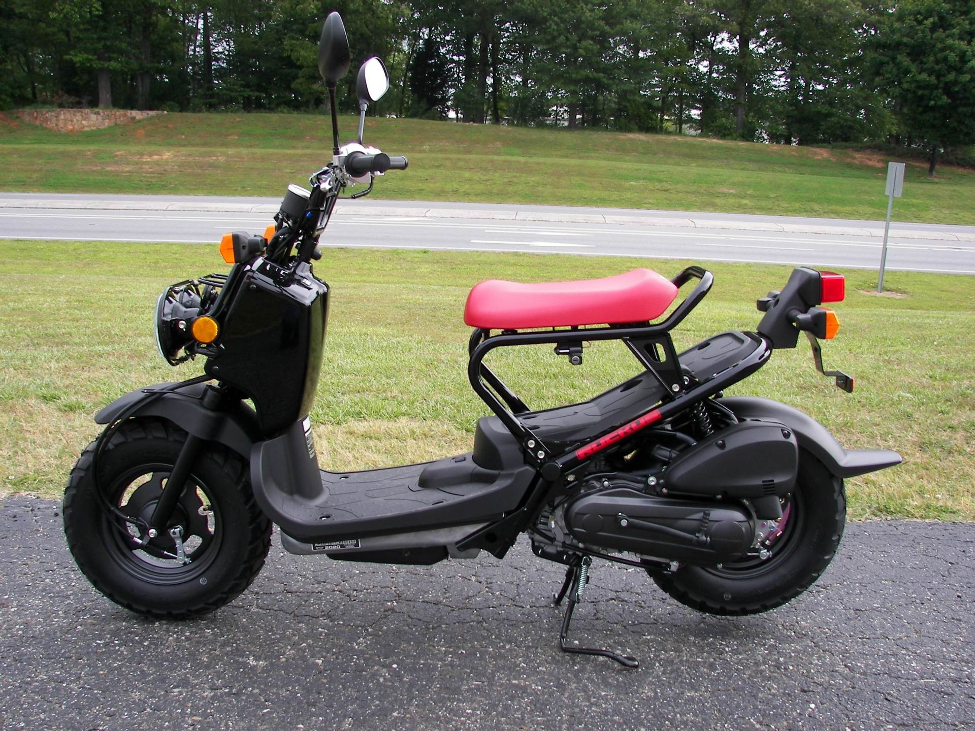 2020 Honda Ruckus in Shelby, North Carolina - Photo 1