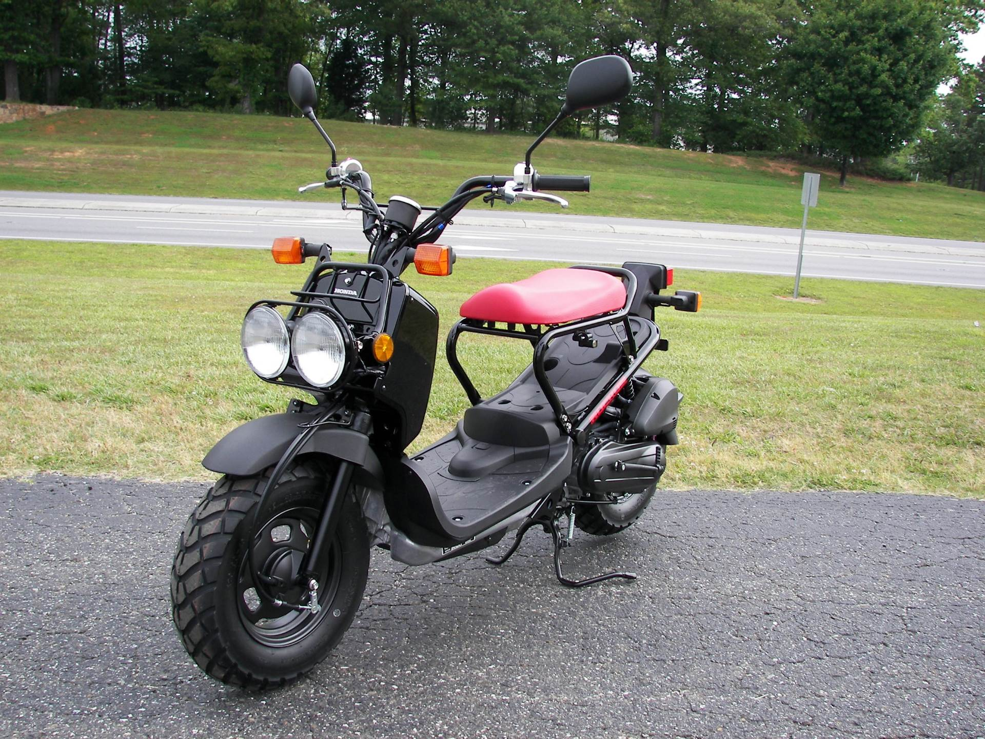 2020 Honda Ruckus in Shelby, North Carolina - Photo 4