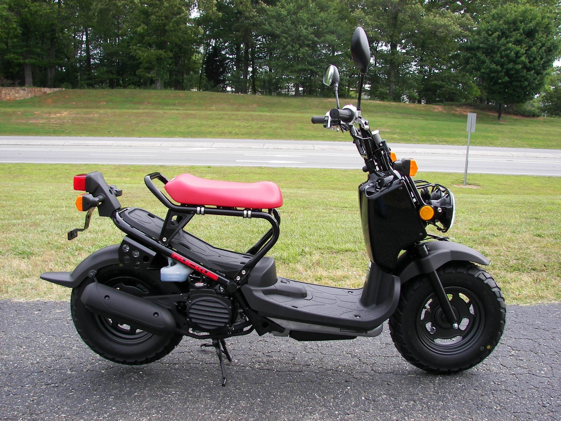2020 Honda Ruckus in Shelby, North Carolina - Photo 2