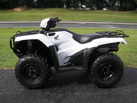 2017 Honda FourTrax Foreman 4x4 in Shelby, North Carolina