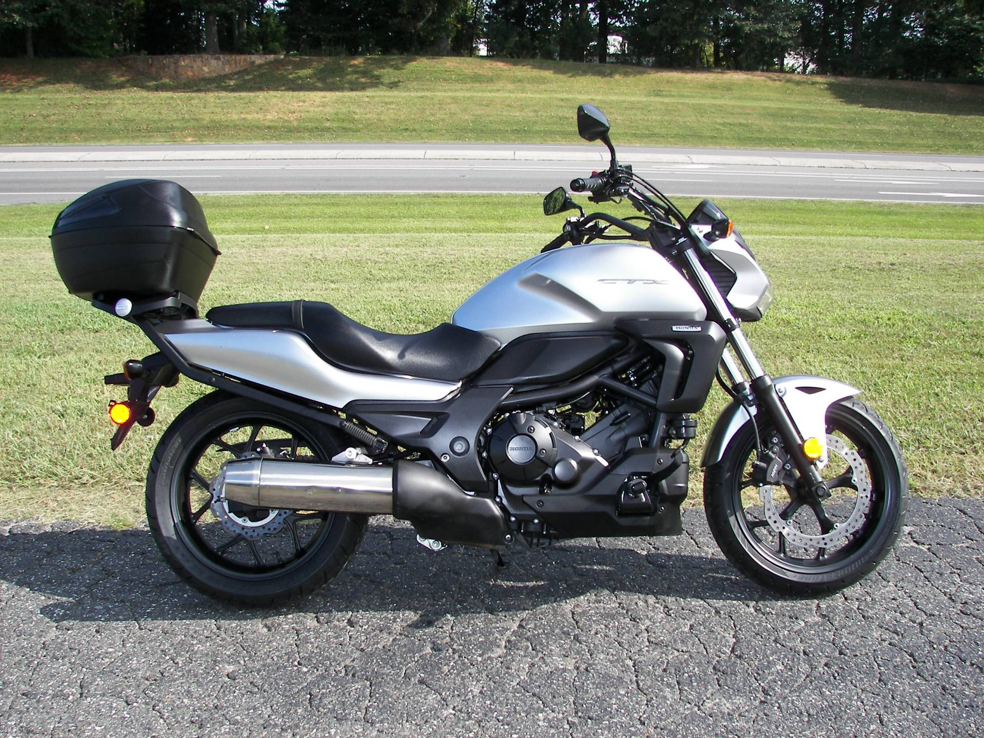 2016 Honda CTX700N in Shelby, North Carolina - Photo 1