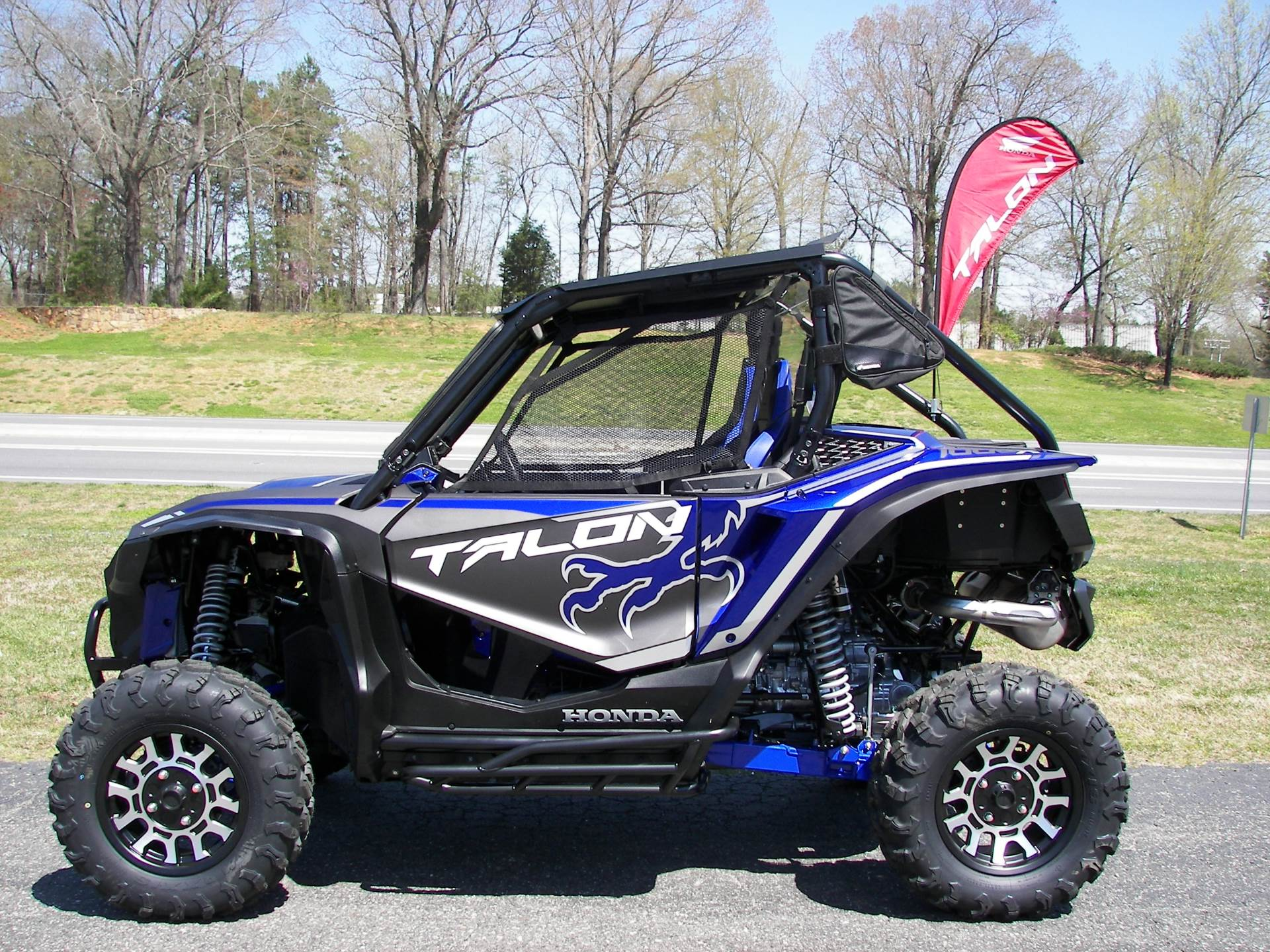 2019 Honda Talon 1000X in Shelby, North Carolina - Photo 1