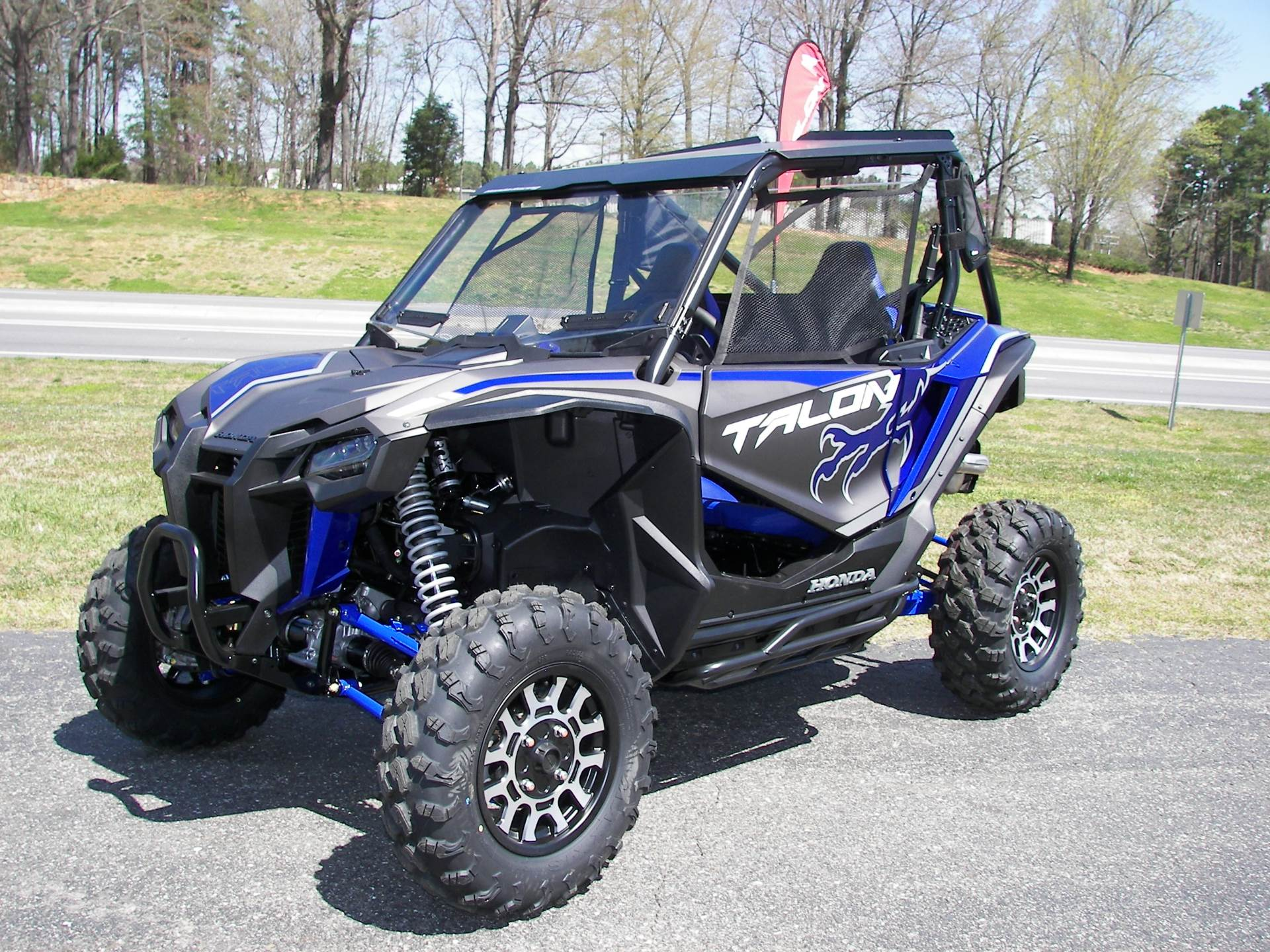 2019 Honda Talon 1000X in Shelby, North Carolina - Photo 3