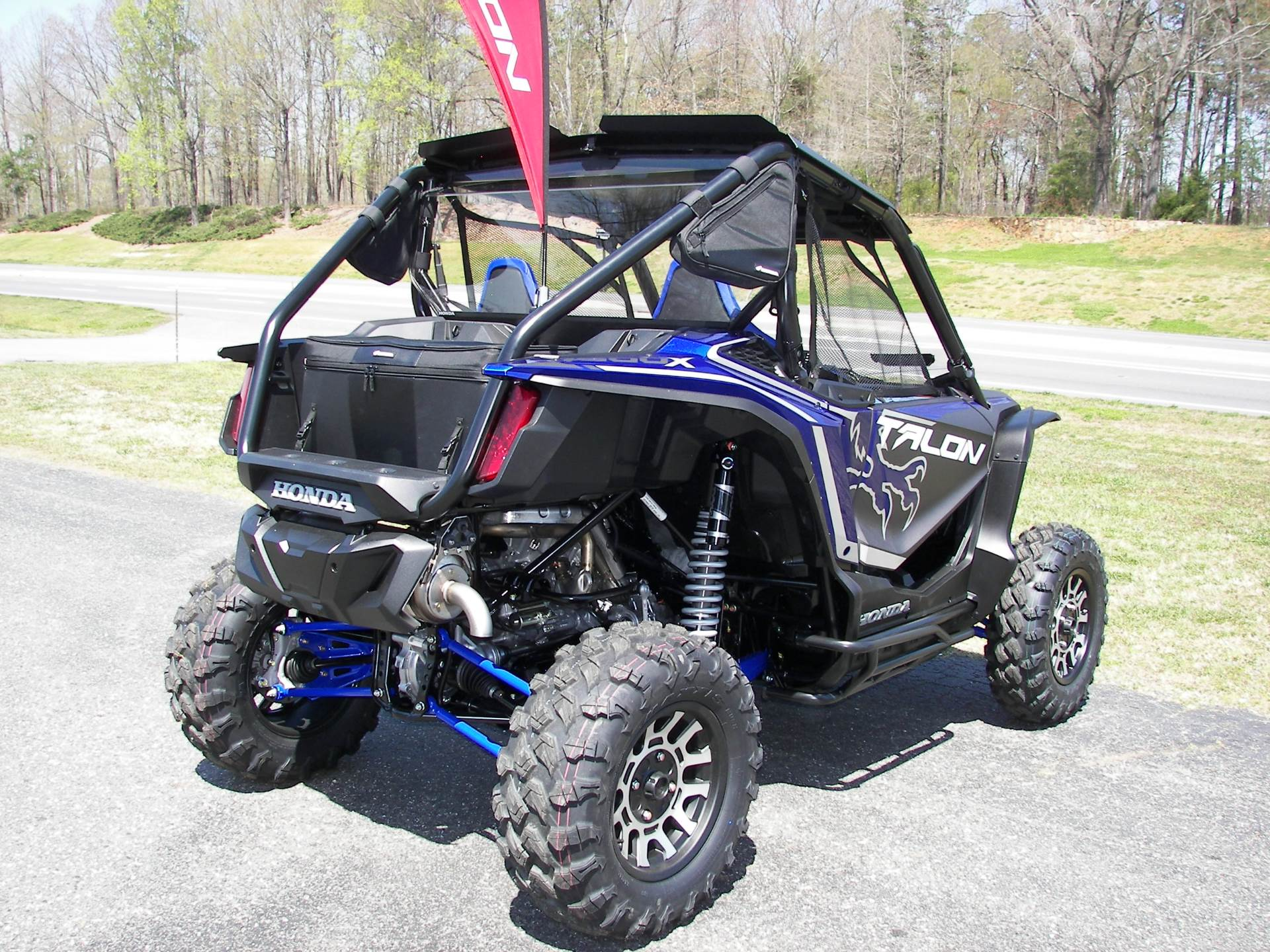 2019 Honda Talon 1000X in Shelby, North Carolina - Photo 8