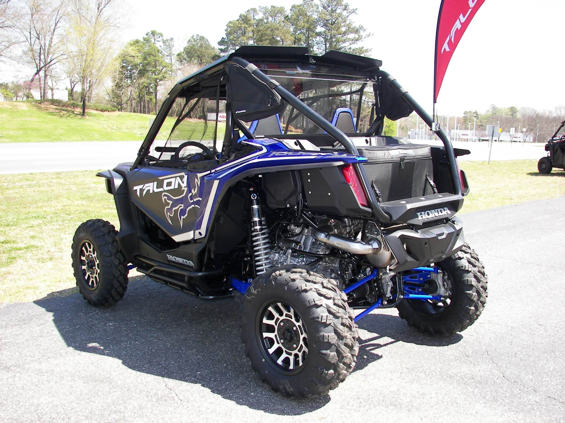 2019 Honda Talon 1000X in Shelby, North Carolina - Photo 7