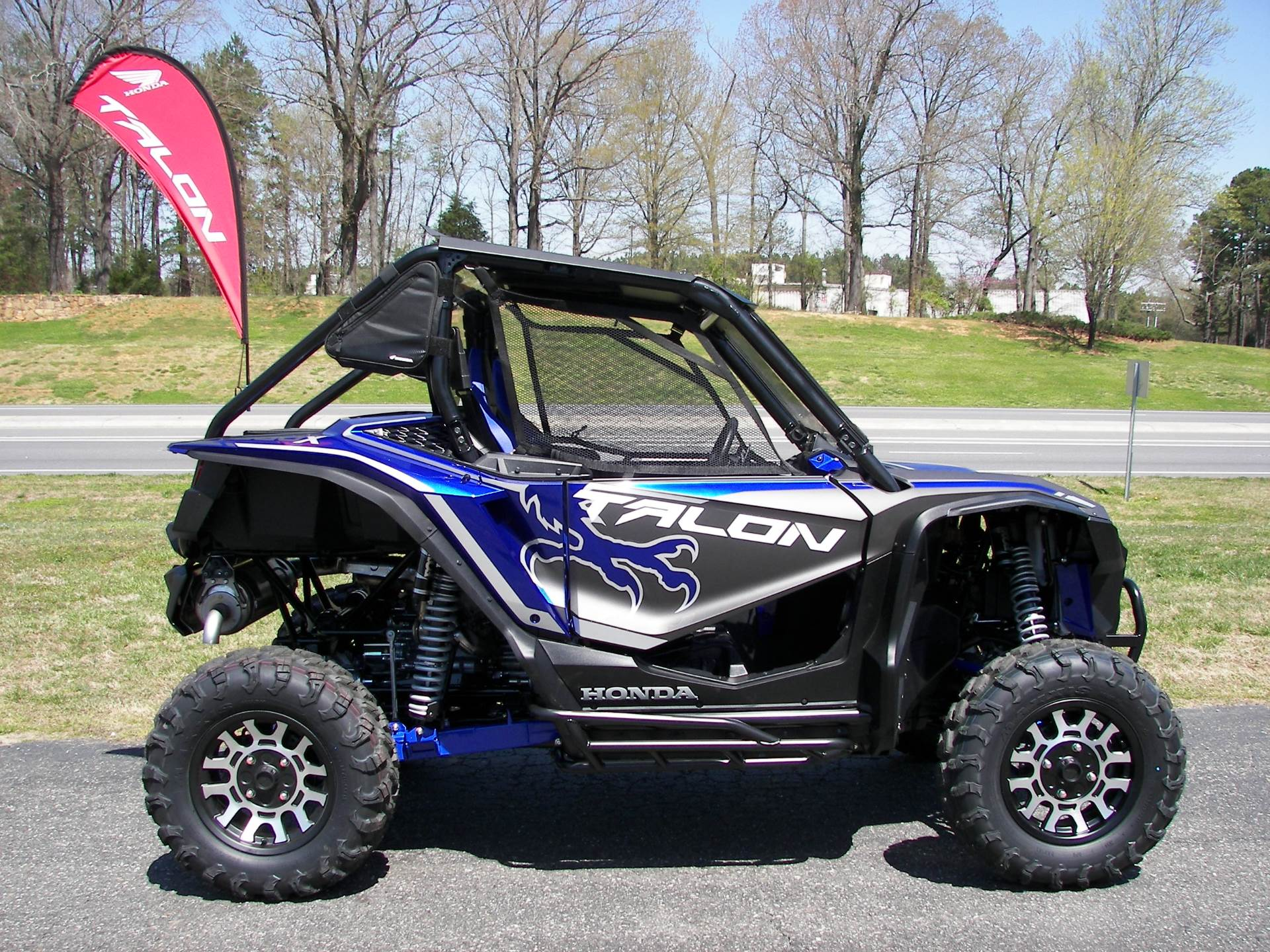 2019 Honda Talon 1000X in Shelby, North Carolina - Photo 2
