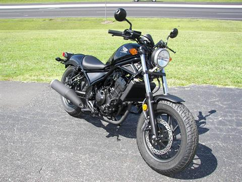 2017 Honda Rebel 300 in Shelby, North Carolina - Photo 3