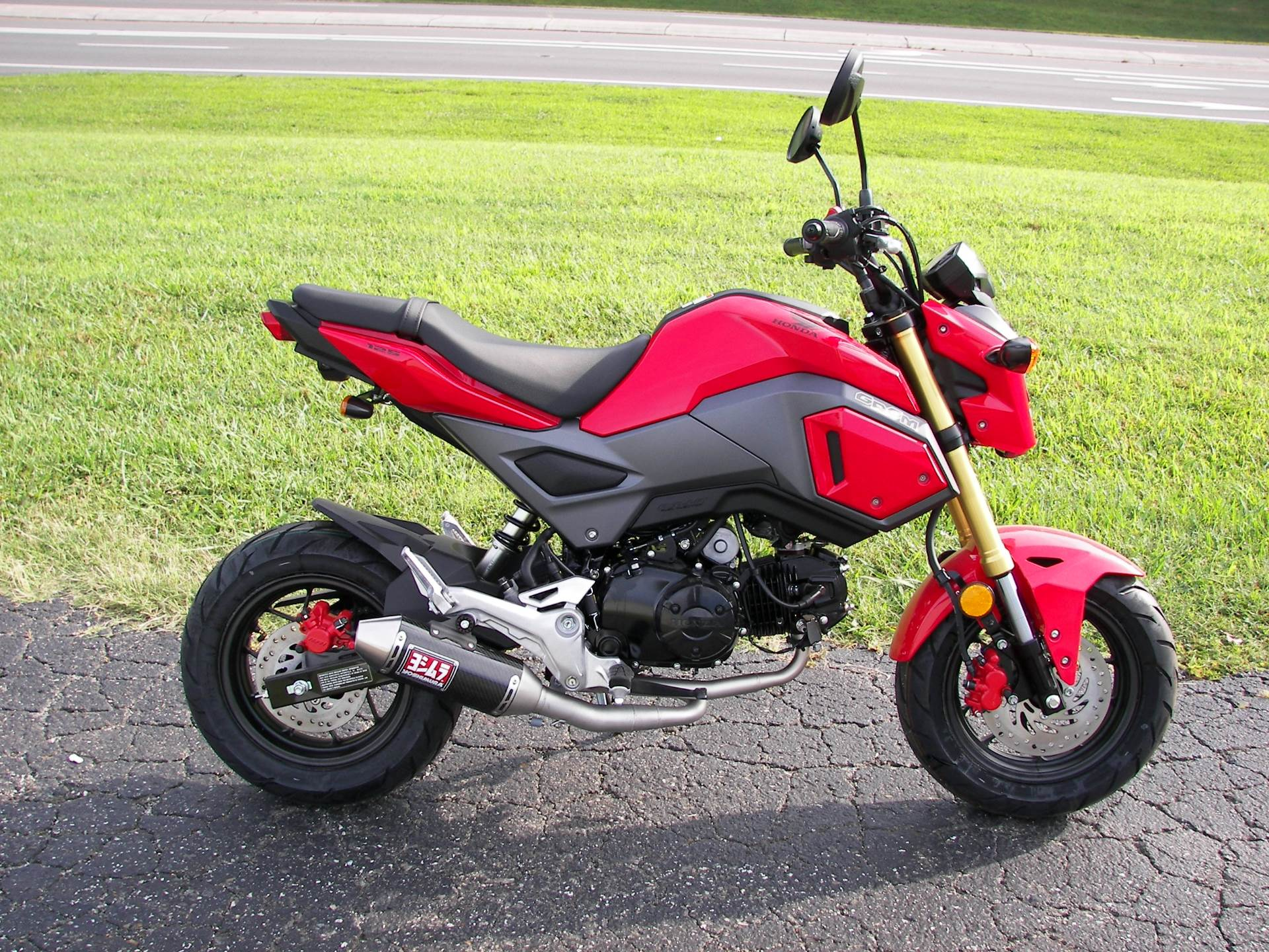 2018 Honda Grom in Shelby, North Carolina