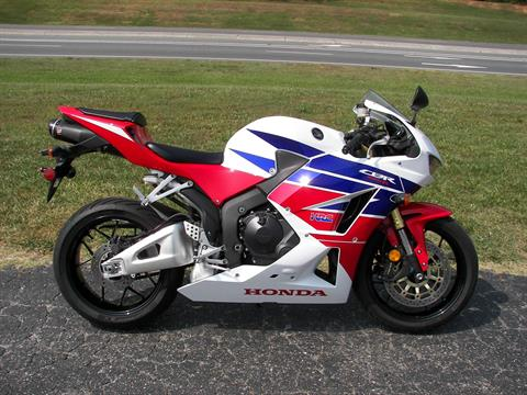 2013 Honda CBR®600RR in Shelby, North Carolina