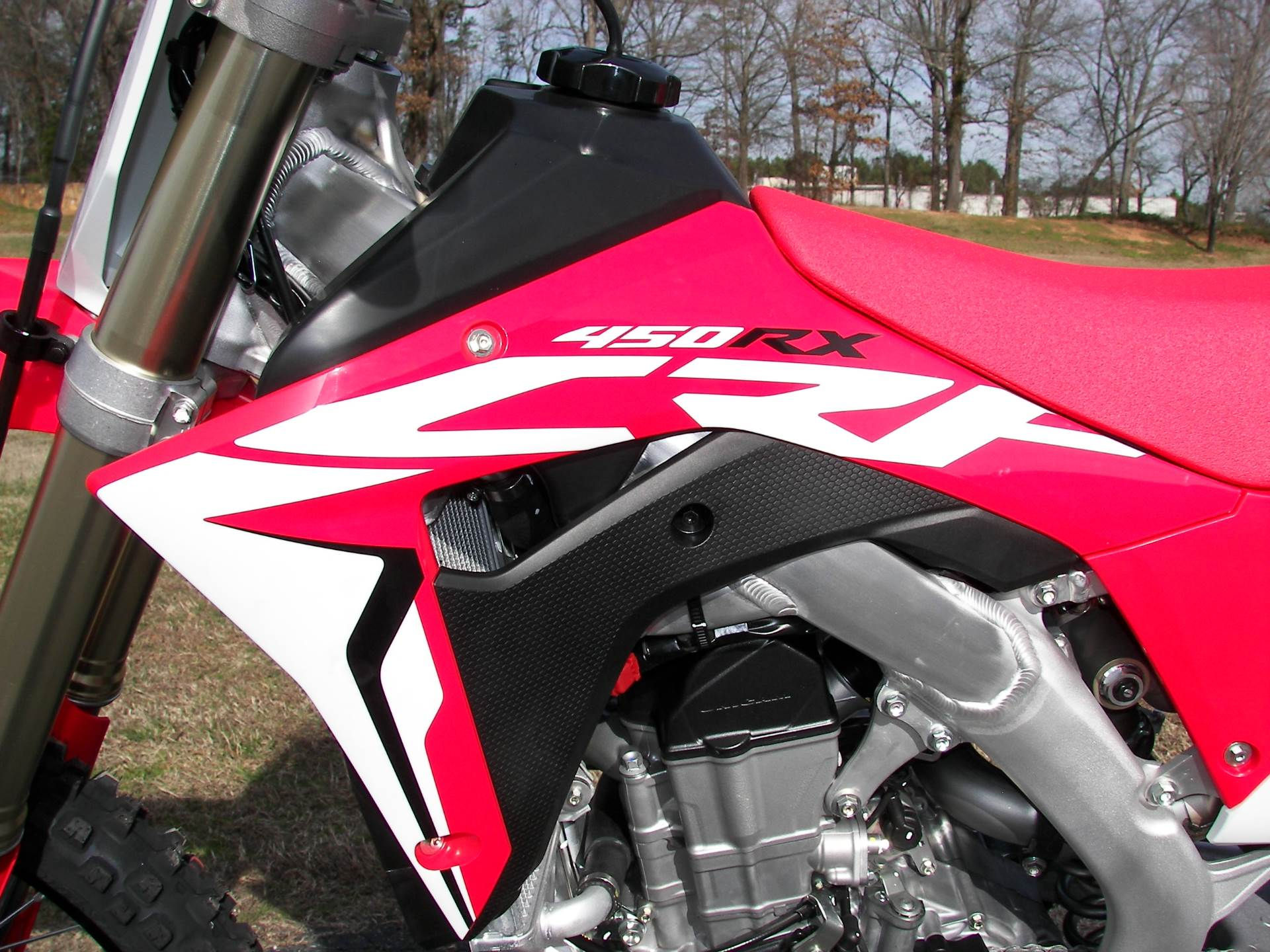 2019 Honda CRF450RX in Shelby, North Carolina - Photo 7