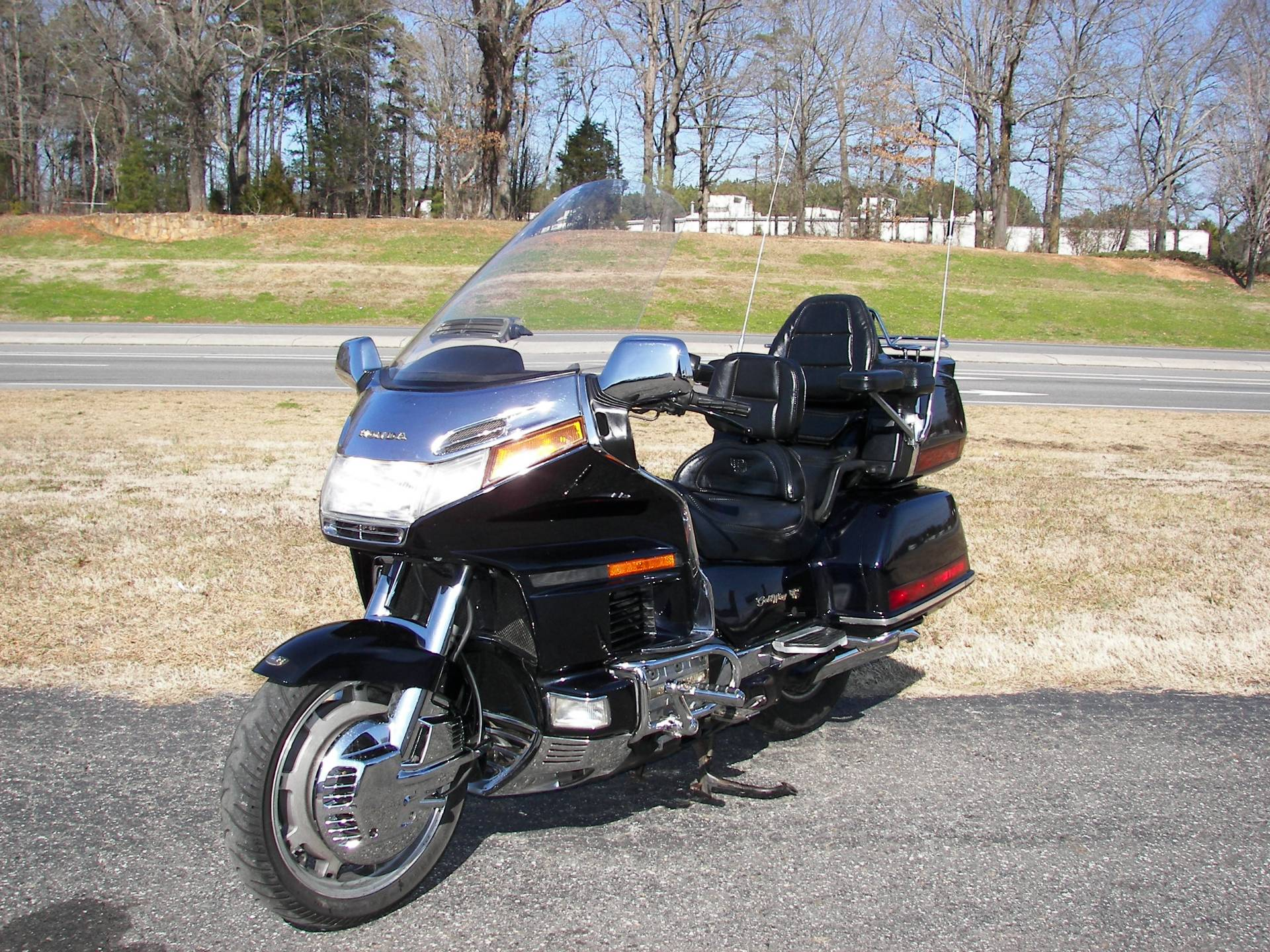 1997 Honda GL1500SE in Shelby, North Carolina - Photo 4