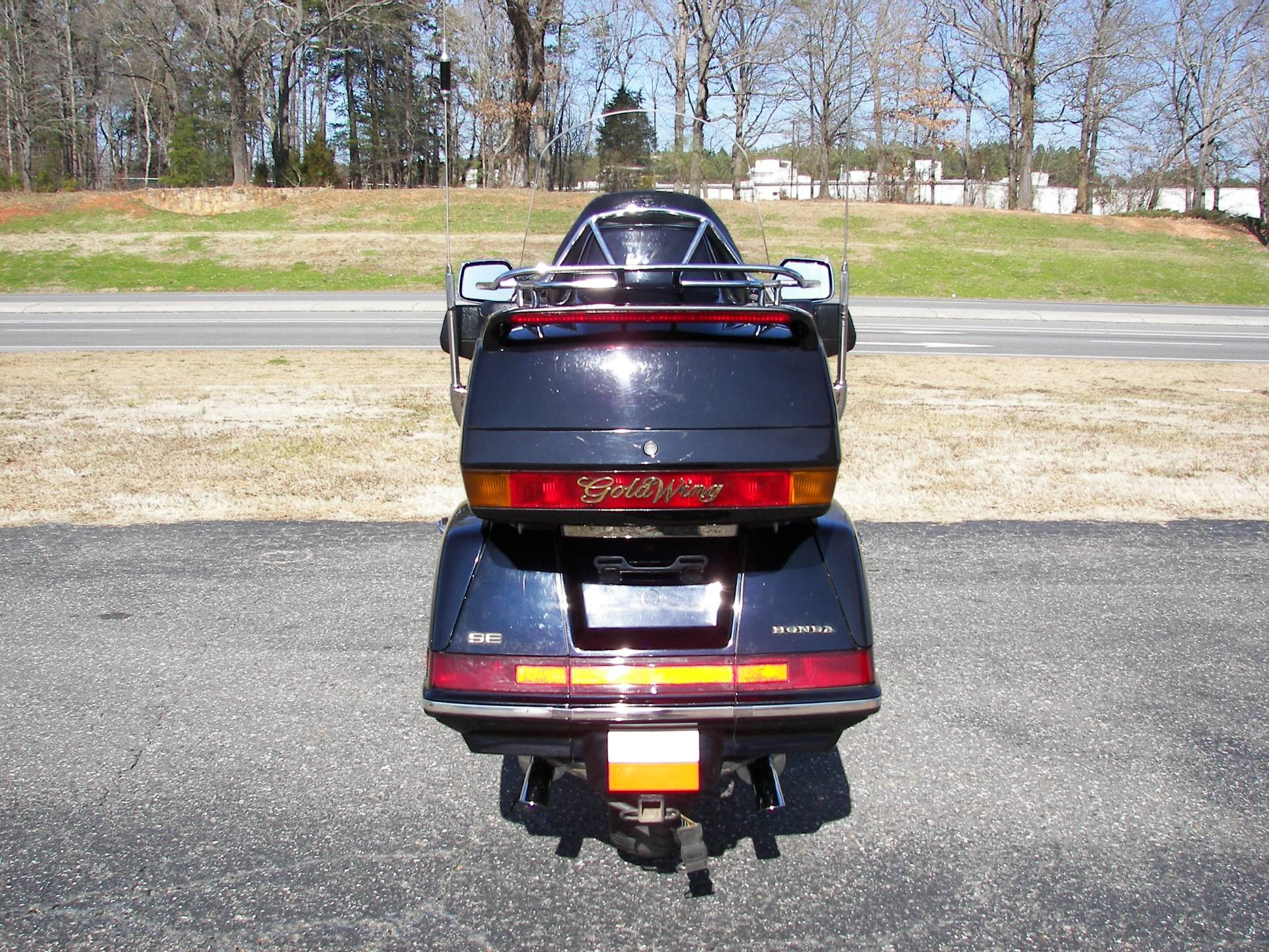 1997 Honda GL1500SE in Shelby, North Carolina - Photo 8