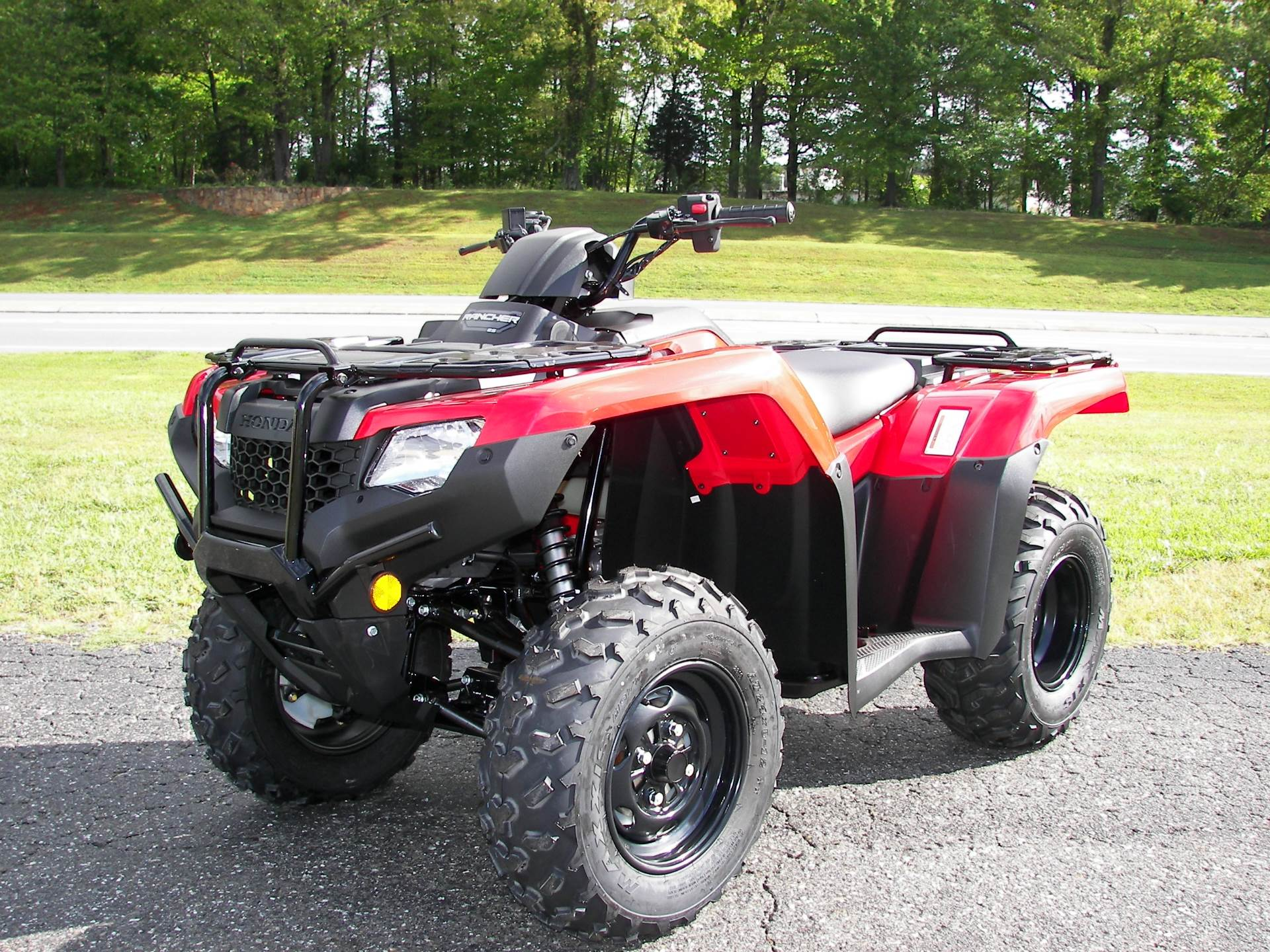 2020 Honda FourTrax Rancher ES in Shelby, North Carolina - Photo 3