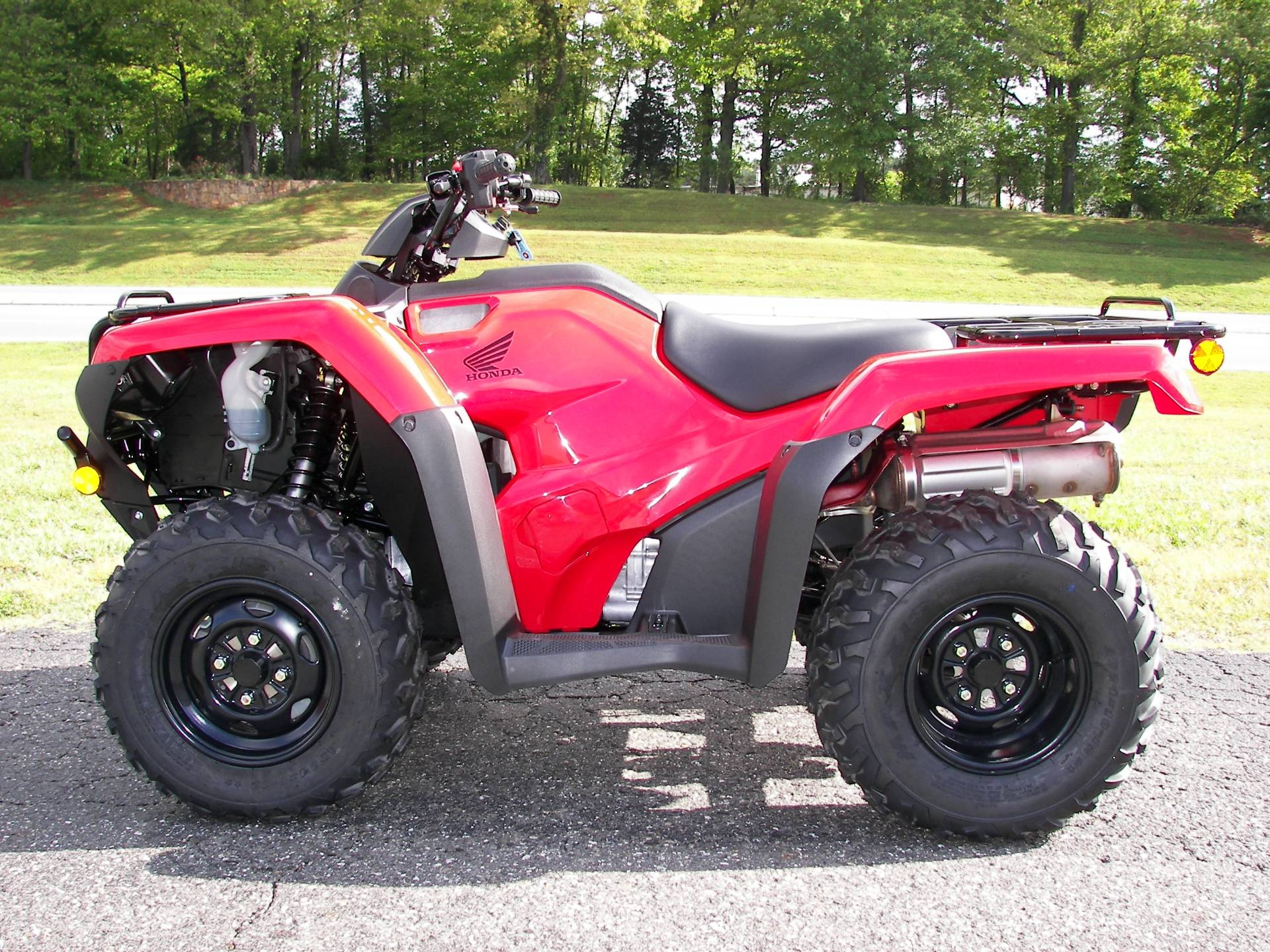 2020 Honda FourTrax Rancher ES in Shelby, North Carolina - Photo 1