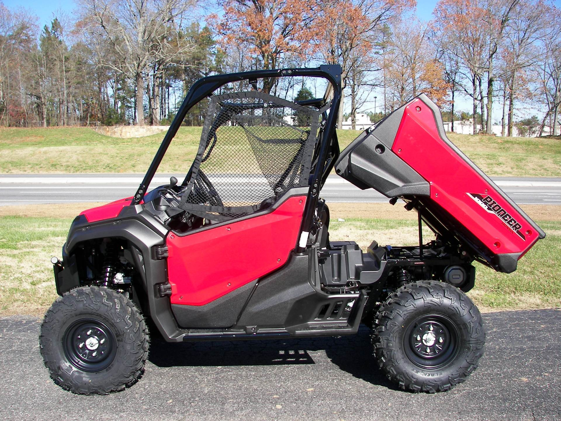 2019 Honda Pioneer 1000 EPS in Shelby, North Carolina - Photo 5