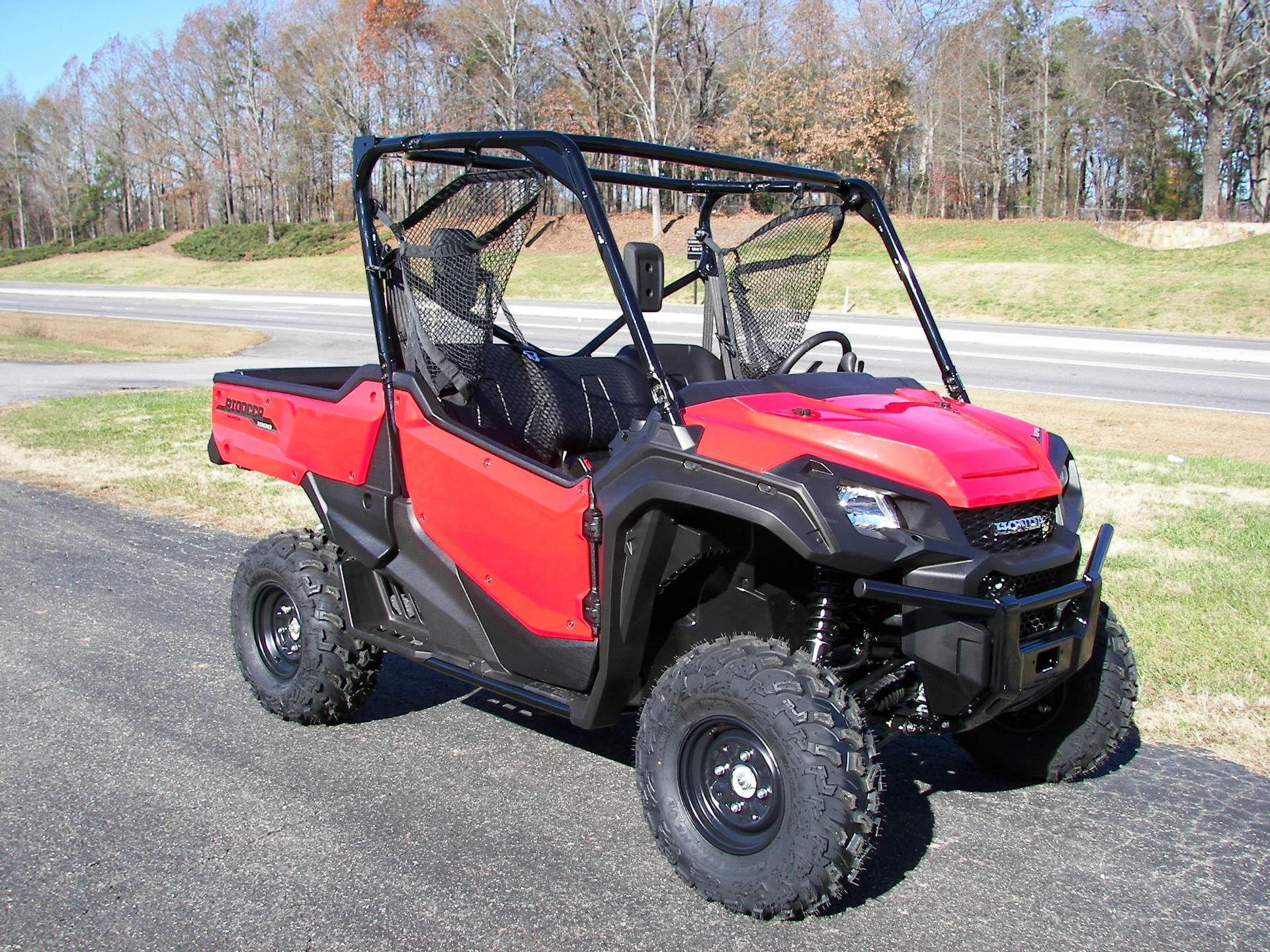 2019 Honda Pioneer 1000 EPS in Shelby, North Carolina - Photo 4