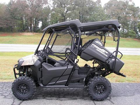 2019 Honda Pioneer 700-4 Deluxe in Shelby, North Carolina