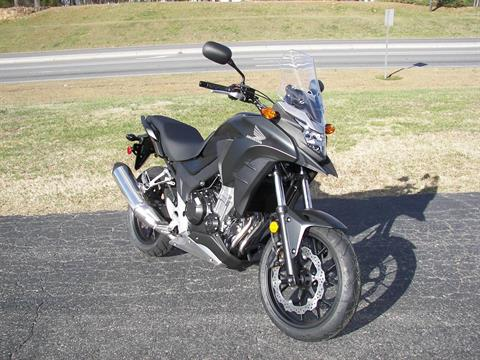 2016 Honda CB500X in Shelby, North Carolina