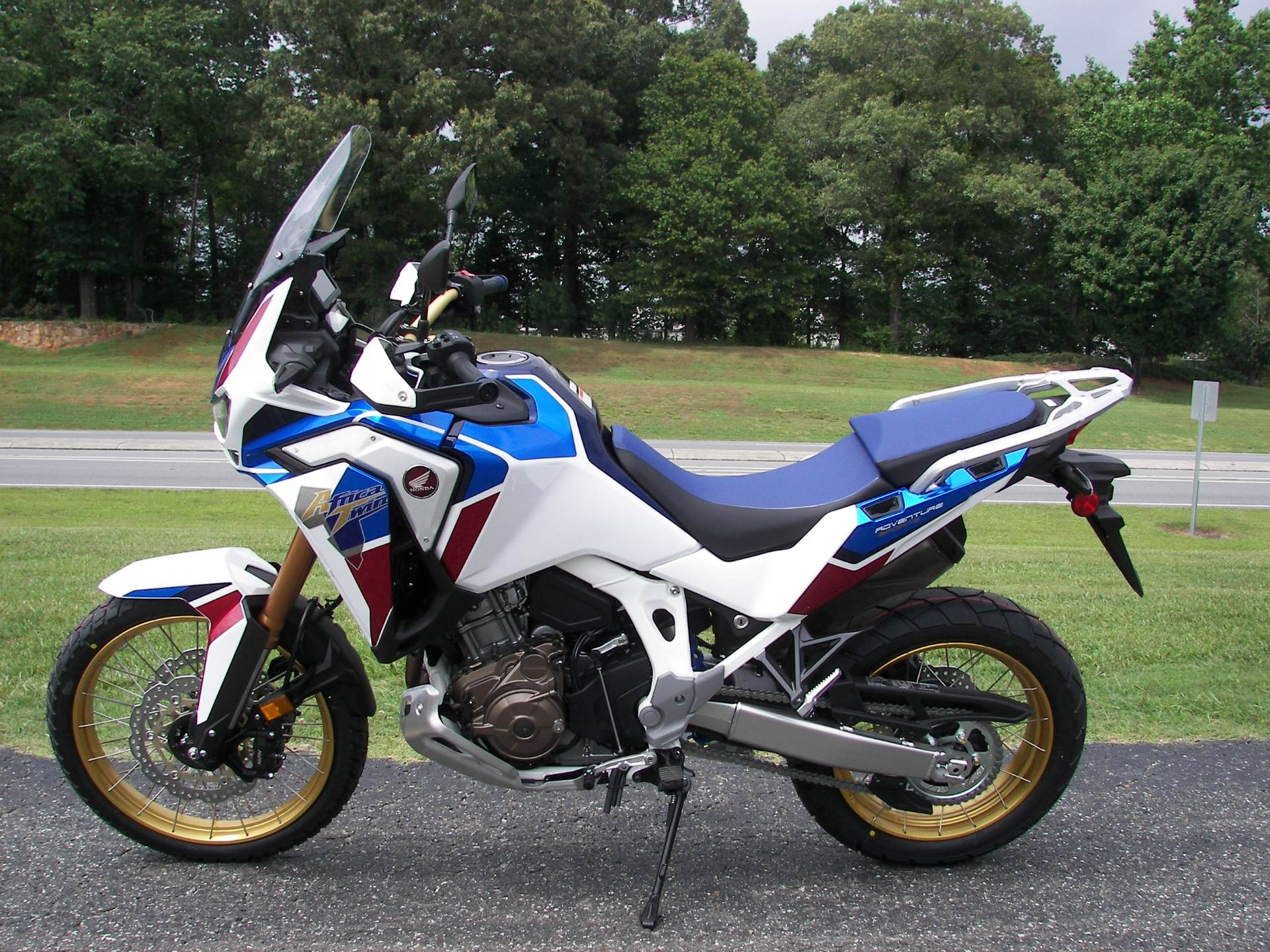 2020 Honda Africa Twin Adventure Sports ES in Shelby, North Carolina - Photo 2