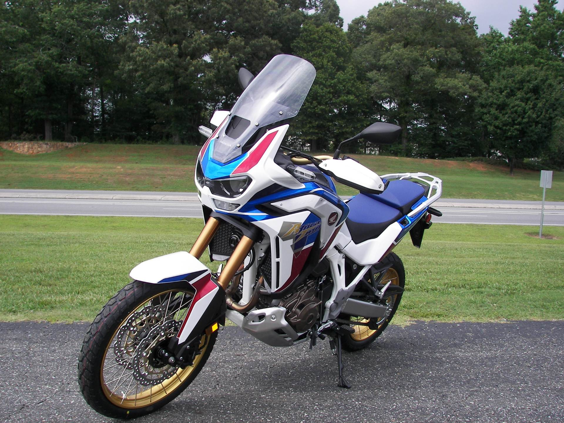 2020 Honda Africa Twin Adventure Sports ES in Shelby, North Carolina - Photo 4