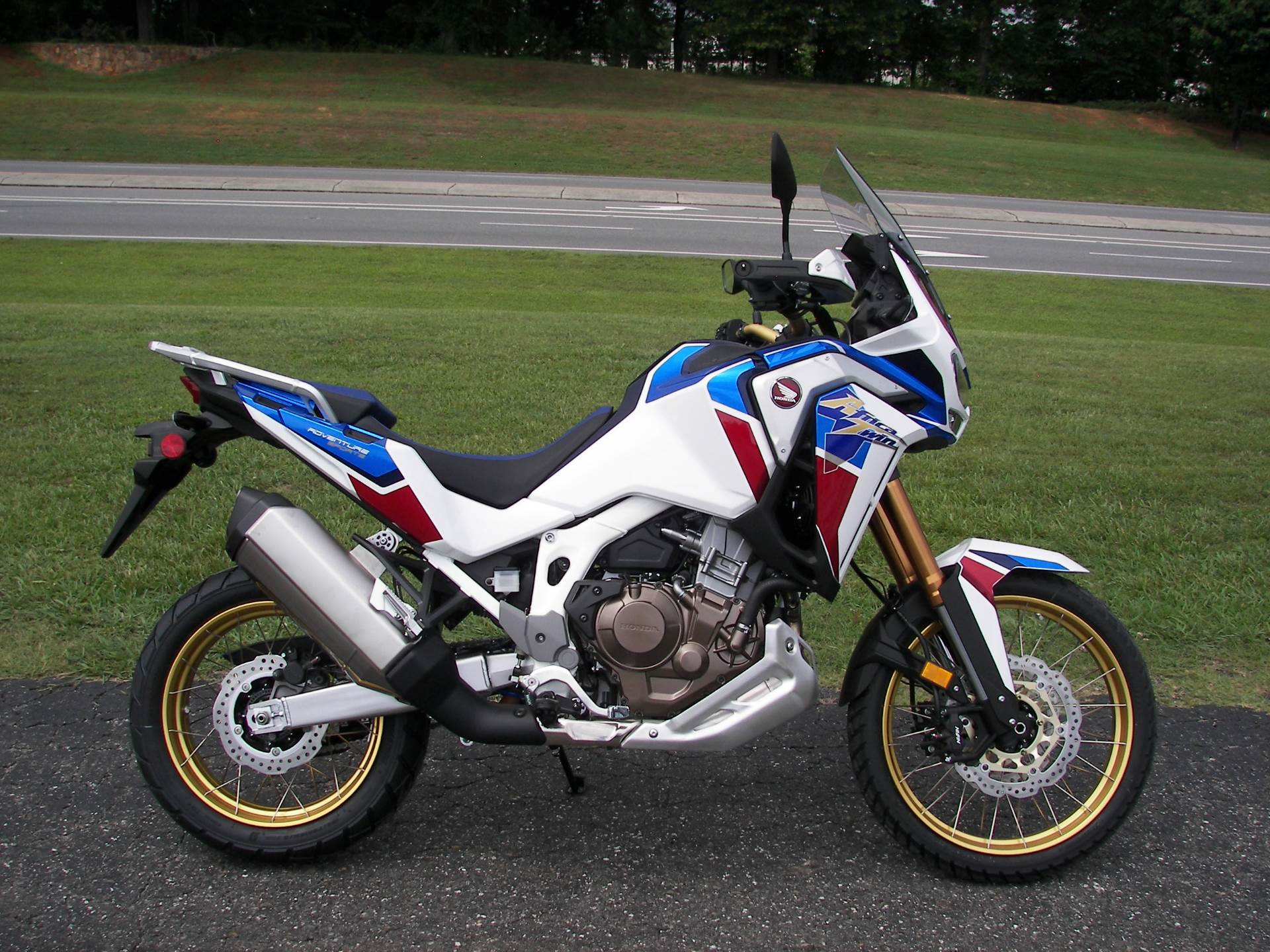 2020 Honda Africa Twin Adventure Sports ES in Shelby, North Carolina - Photo 1