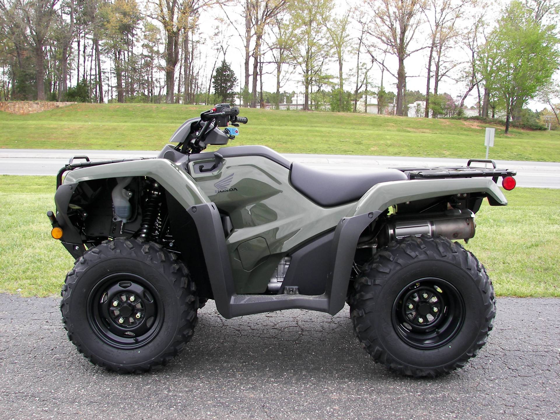 2021 Honda FourTrax Rancher 4x4 ES in Shelby, North Carolina - Photo 1