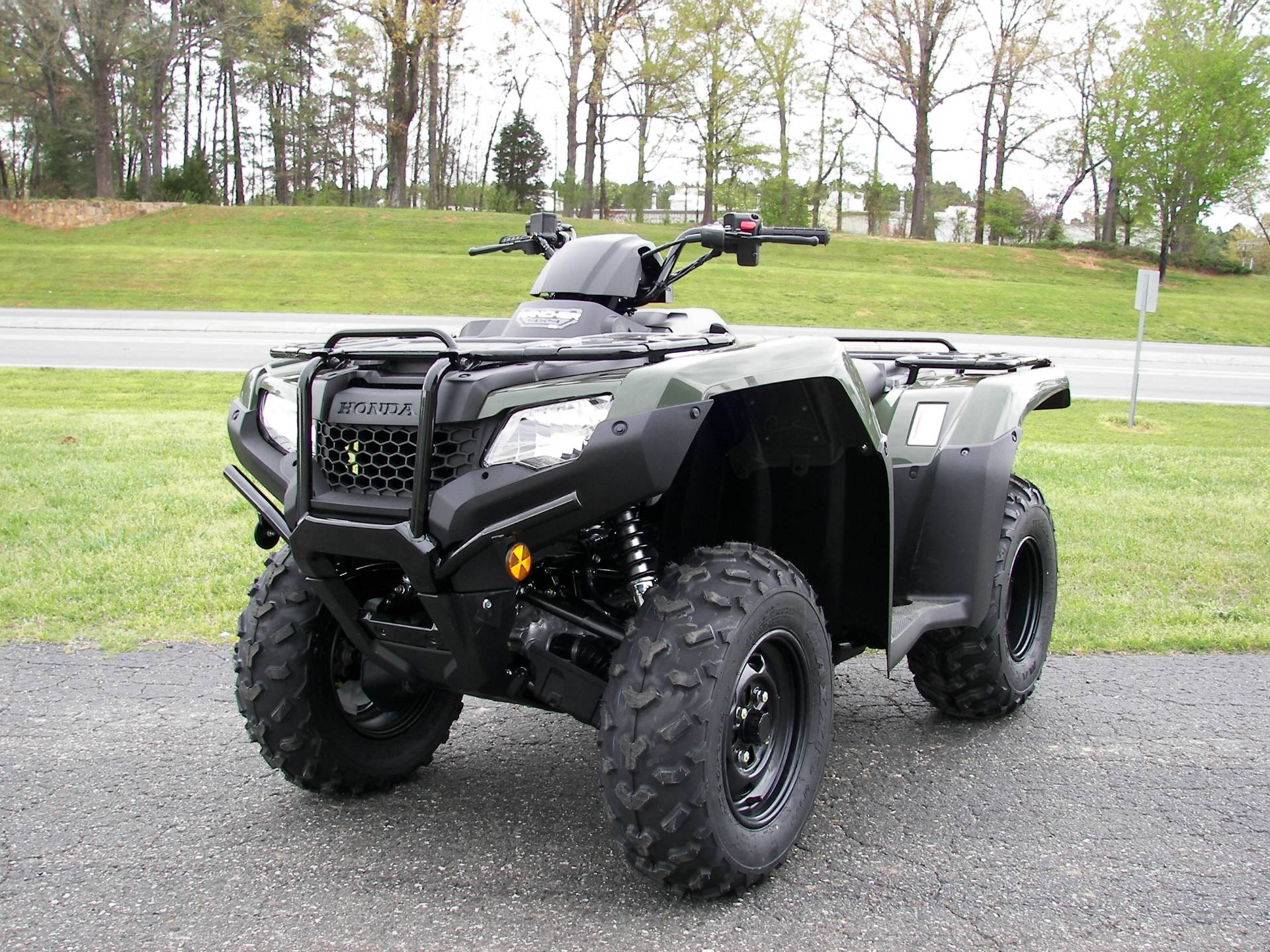 2021 Honda FourTrax Rancher 4x4 ES in Shelby, North Carolina - Photo 3
