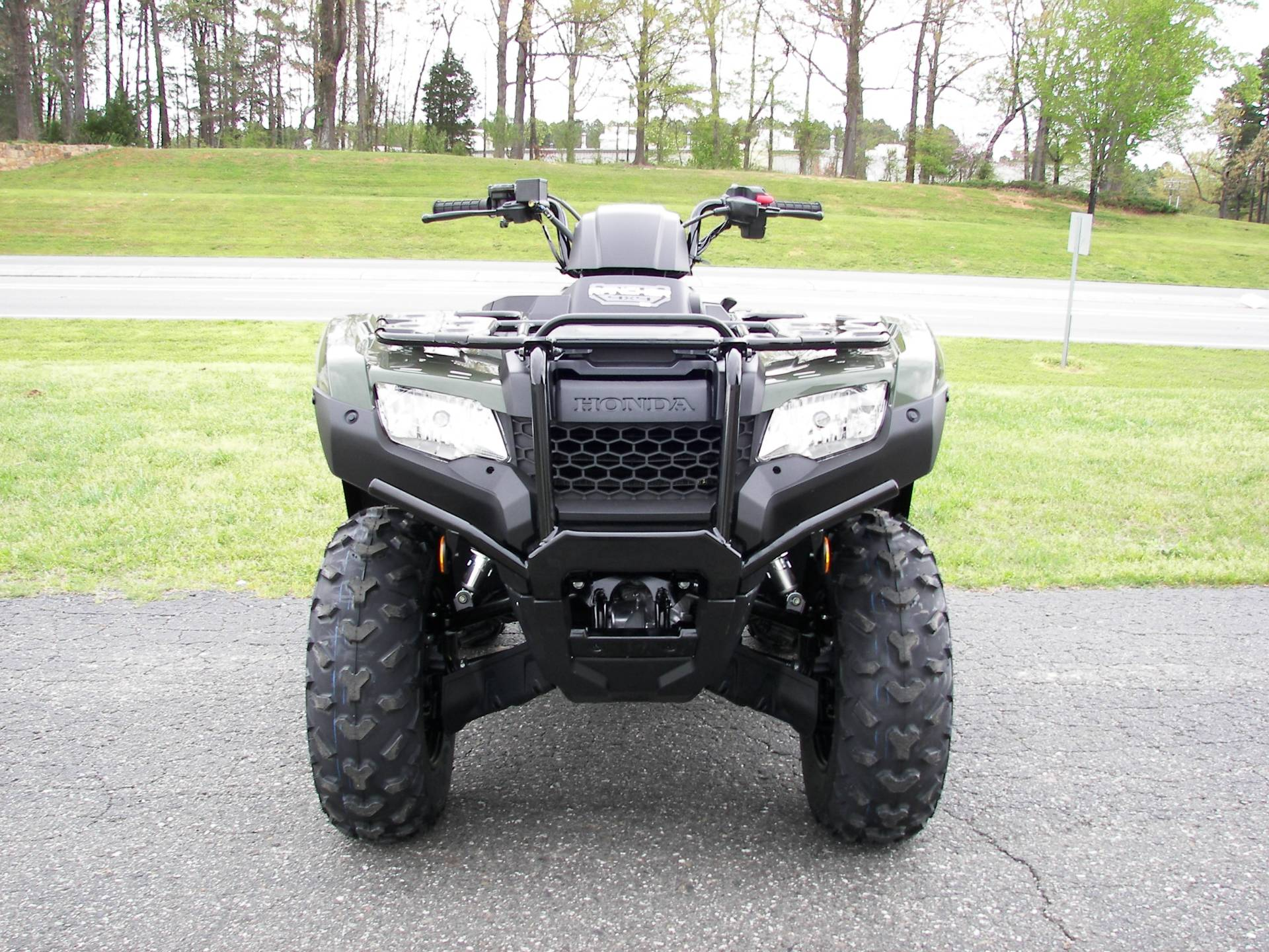 2021 Honda FourTrax Rancher 4x4 ES in Shelby, North Carolina - Photo 5