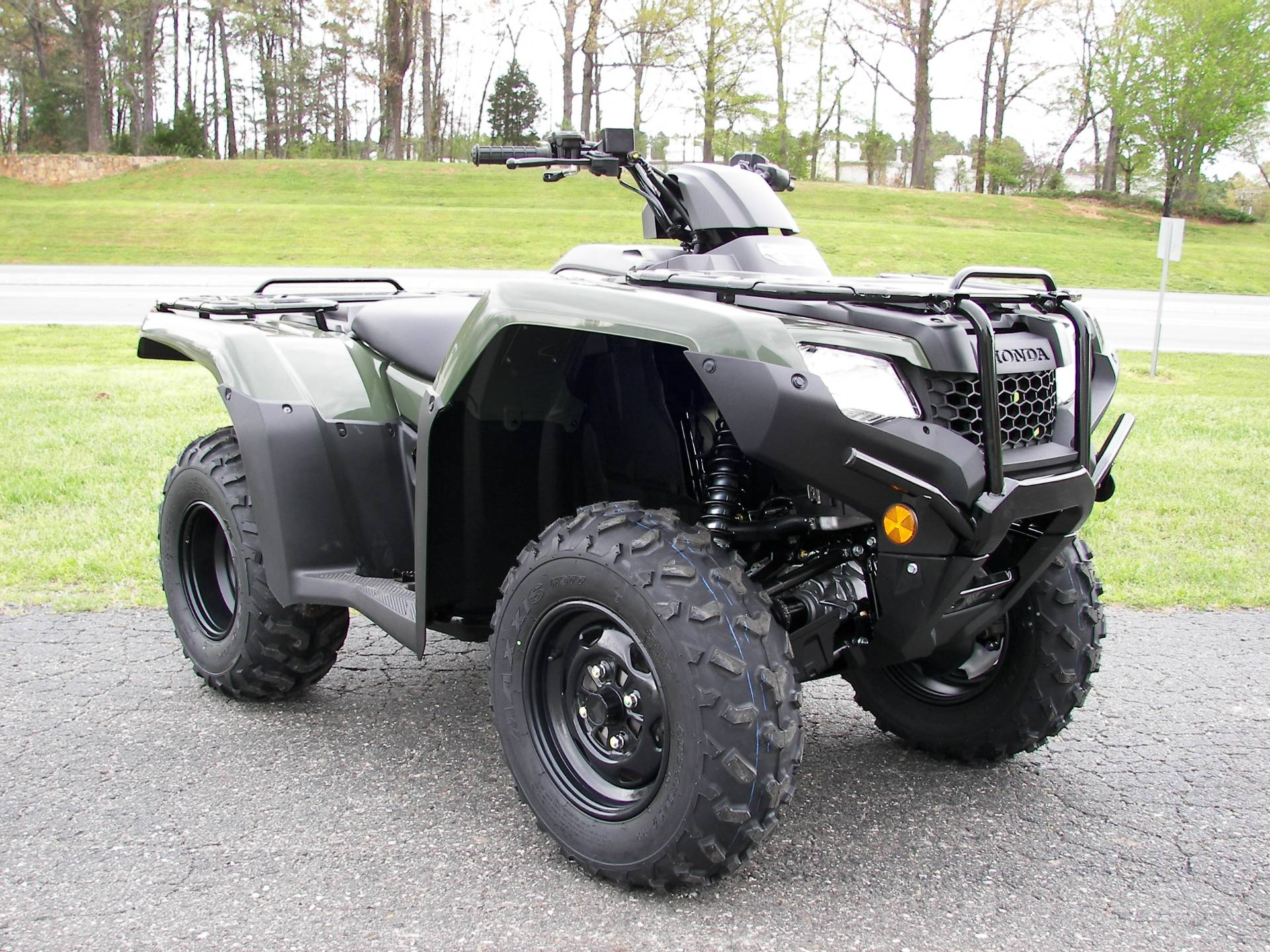 2021 Honda FourTrax Rancher 4x4 ES in Shelby, North Carolina - Photo 4