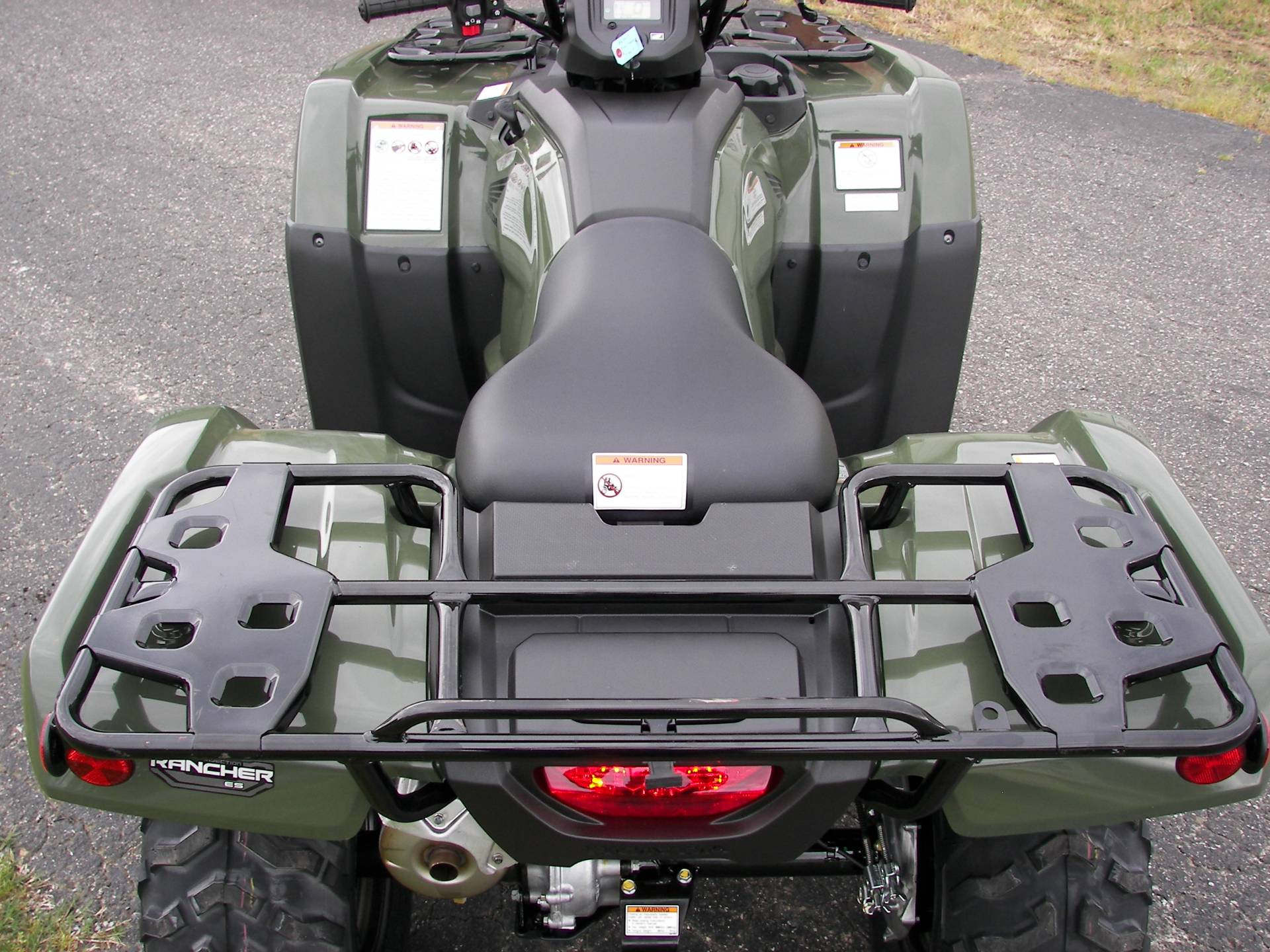 2021 Honda FourTrax Rancher 4x4 ES in Shelby, North Carolina - Photo 8