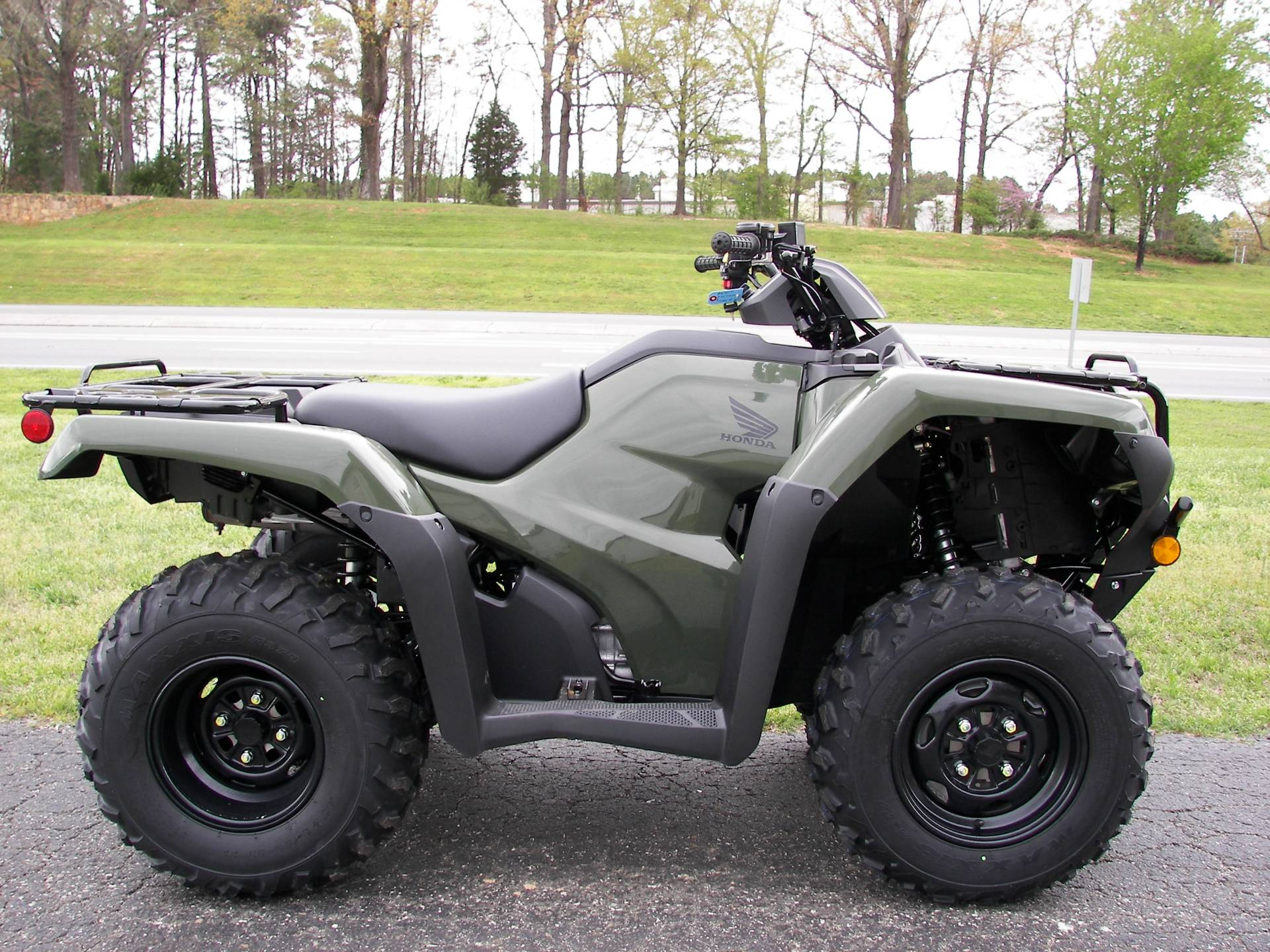 2021 Honda FourTrax Rancher 4x4 ES in Shelby, North Carolina - Photo 2