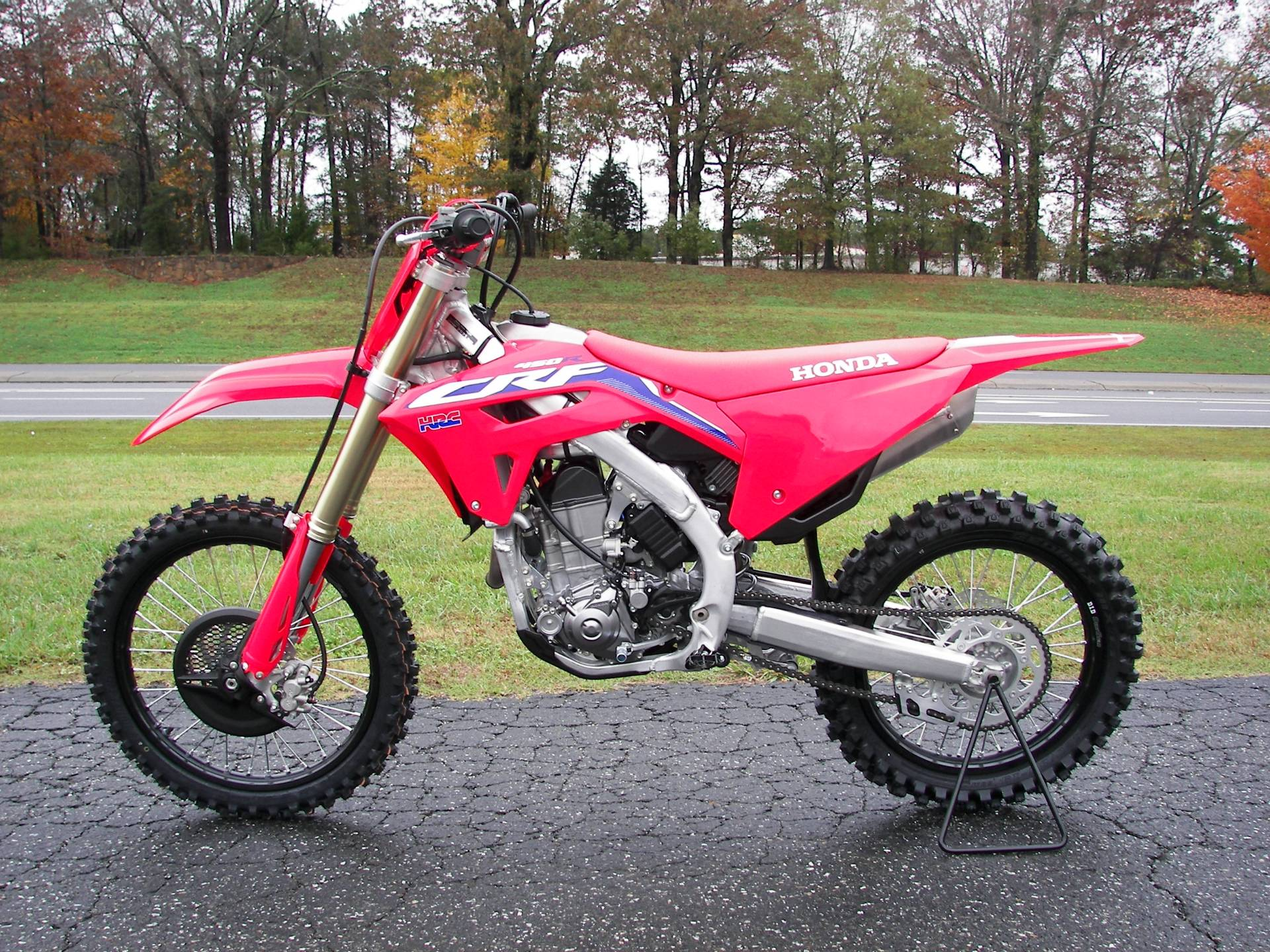 2021 Honda CRF450R in Shelby, North Carolina - Photo 2