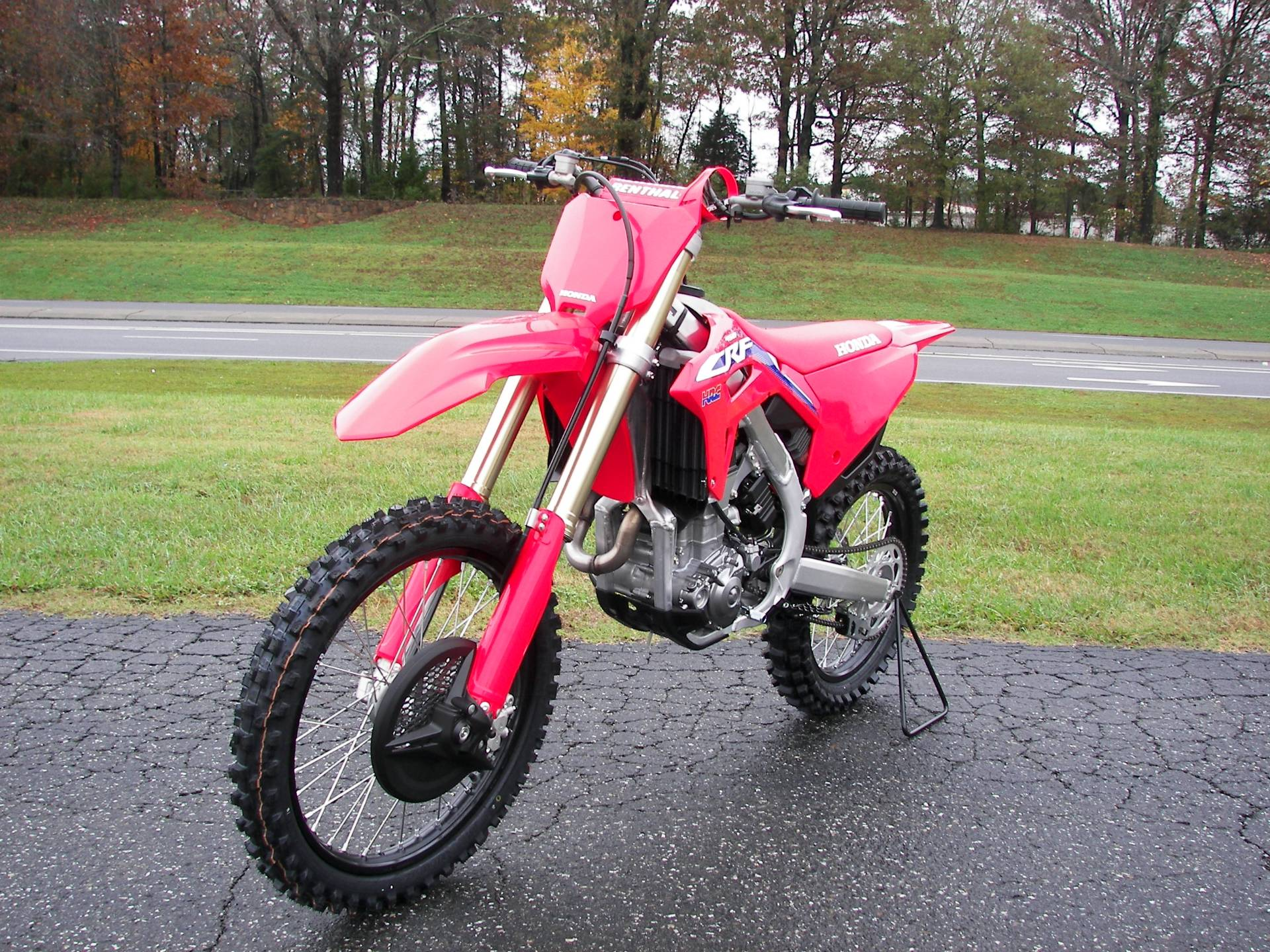 2021 Honda CRF450R in Shelby, North Carolina - Photo 4