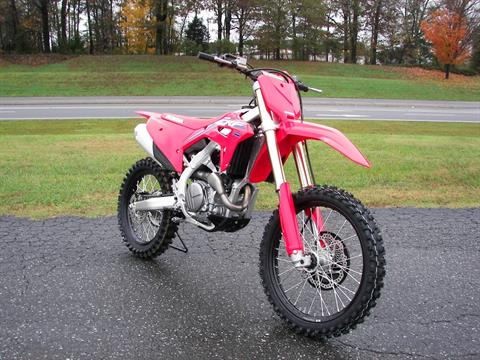 2021 Honda CRF450R in Shelby, North Carolina - Photo 3