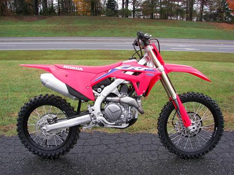 2021 Honda CRF450R in Shelby, North Carolina - Photo 1