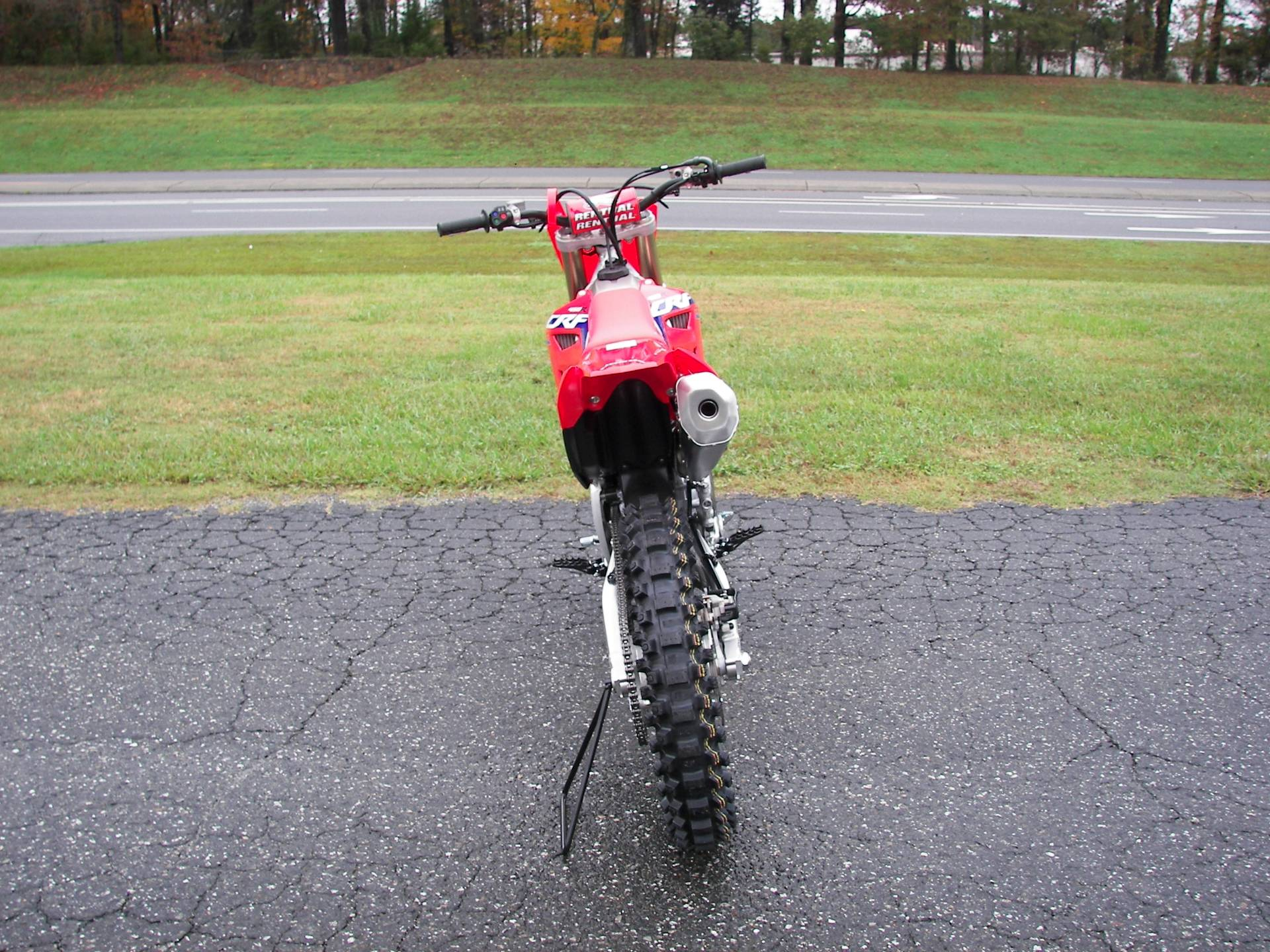 2021 Honda CRF450R in Shelby, North Carolina - Photo 6
