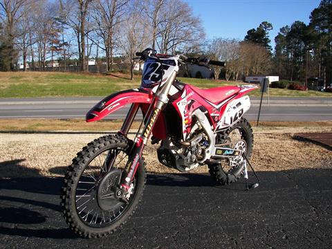 2019 Honda CRF250R in Shelby, North Carolina - Photo 4