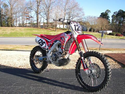 2019 Honda CRF250R in Shelby, North Carolina - Photo 3