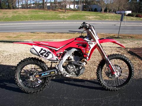 2019 Honda CRF250R in Shelby, North Carolina - Photo 1