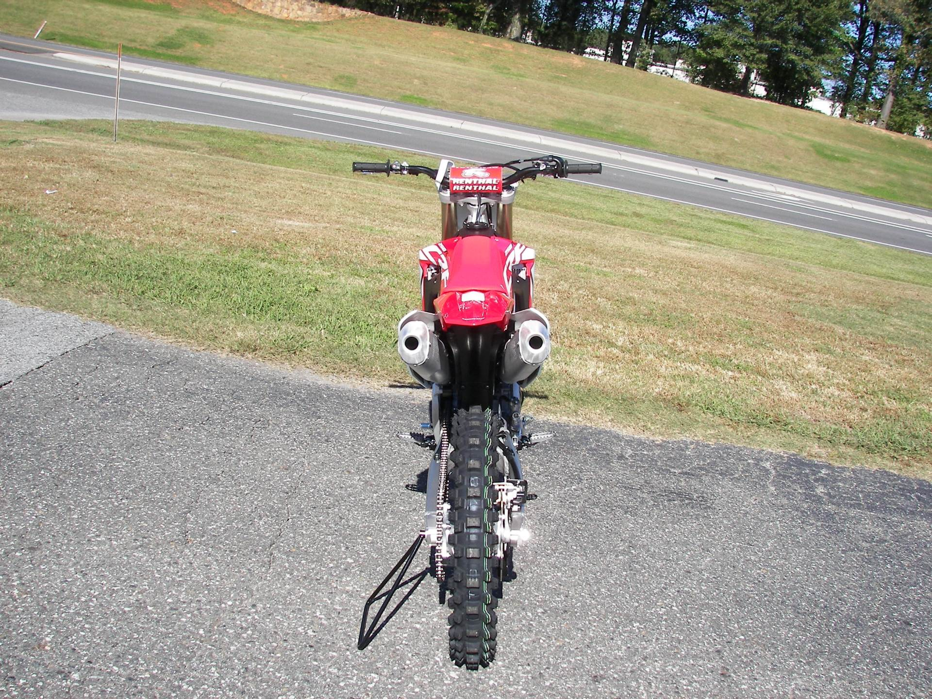 2019 Honda CRF250R in Shelby, North Carolina - Photo 5