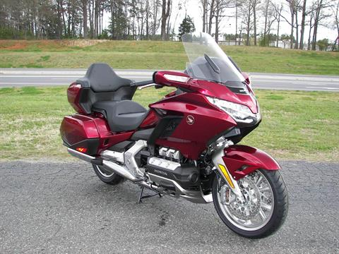 2018 Honda Gold Wing Tour in Shelby, North Carolina - Photo 4
