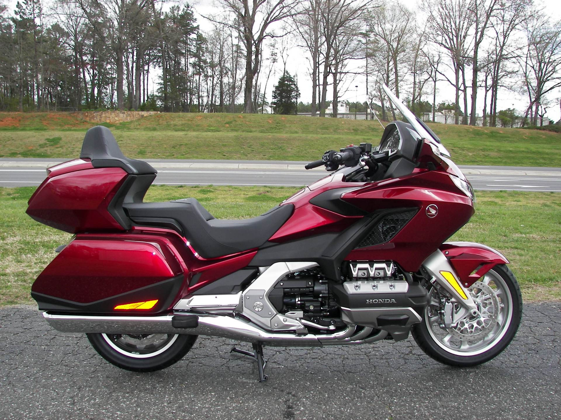 2018 Honda Gold Wing Tour in Shelby, North Carolina