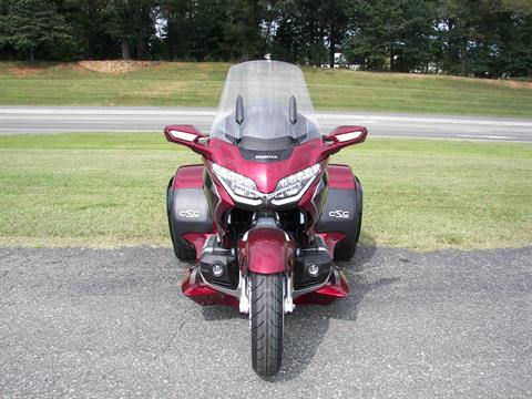 2020 Honda Gold Wing Tour Automatic DCT in Shelby, North Carolina - Photo 5
