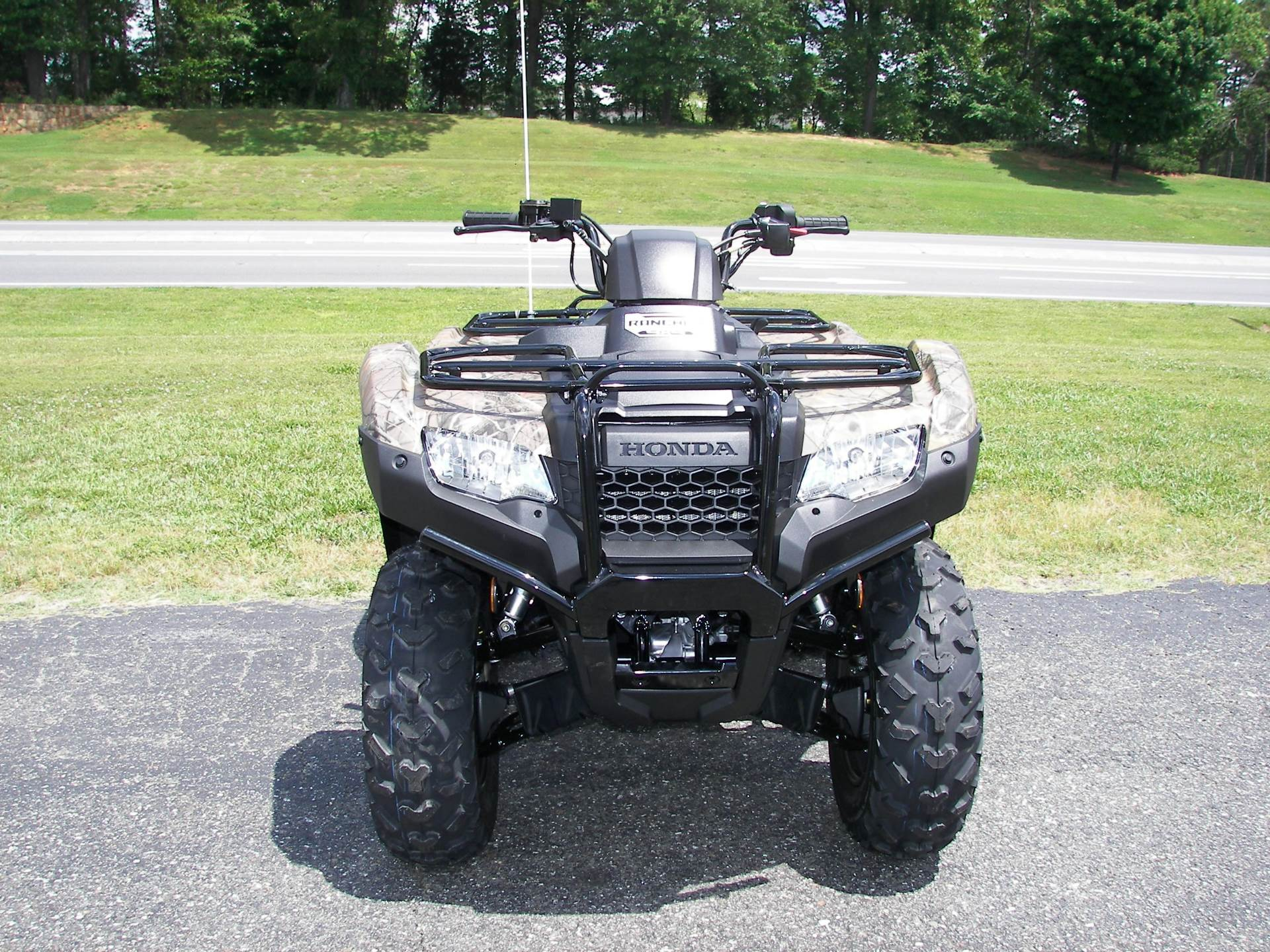 2019 Honda FourTrax Rancher 4x4 ES in Shelby, North Carolina - Photo 5