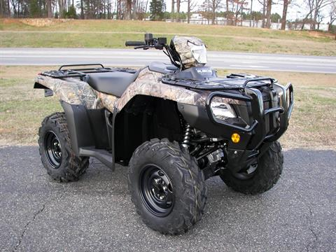 2020 Honda FourTrax Foreman Rubicon 4x4 EPS in Shelby, North Carolina - Photo 4