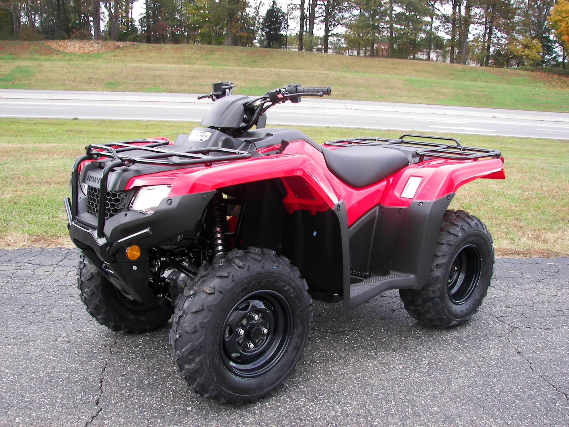 2019 Honda FourTrax Rancher 4x4 in Shelby, North Carolina - Photo 4