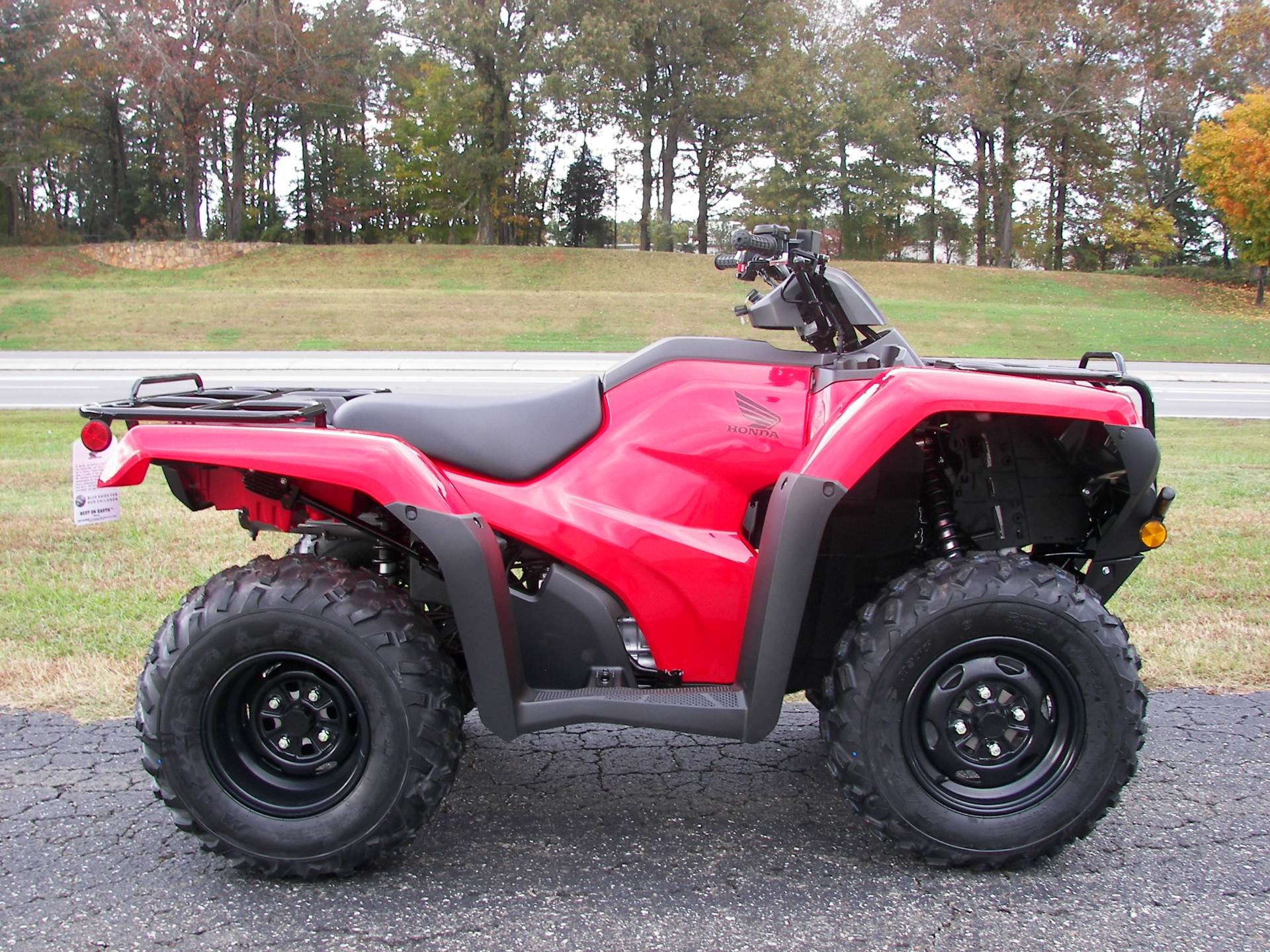 2019 Honda FourTrax Rancher 4x4 in Shelby, North Carolina - Photo 1