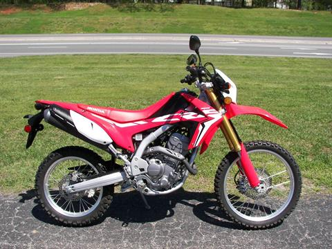 2017 Honda CRF250L ABS in Shelby, North Carolina